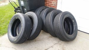 BRAND NEW GOOD YEAR TIRES FOR RV for Sale in Detroit, MI