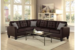 New l shape sectional sofa tax included delivery available for Sale in Hayward, CA