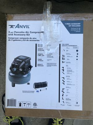 Air compressor unopened for Sale in Clifton, NJ