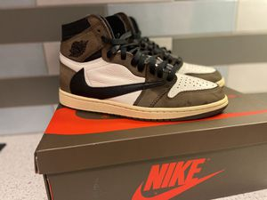 Jordan 1 Travis Scott size 10 for Sale in San Diego, CA