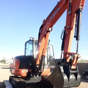 2018 Kubota Excavator KOX57-4 for Sale in Phoenix, AZ