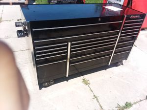 Snap on tool box 3 bay for Sale in Garden City, MI