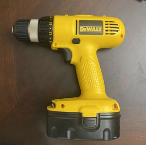 DeWalt Cordless Drill/Driver for Sale in Waldorf, MD