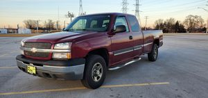 2004 CHEVY SILVERADO 4X4 for Sale in Crestwood, IL