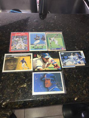 Sammy Sosa Baseball Cards for Sale in Kissimmee, FL