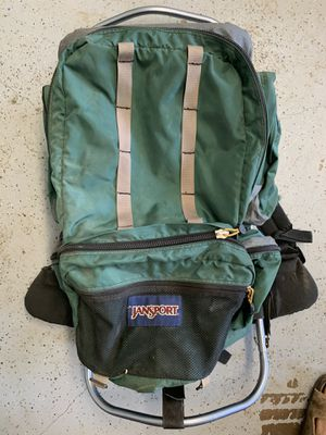Jansport Hiking Backpack for Sale in Dallas, TX