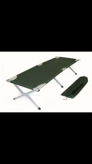 Military style cot for Sale in The Bronx, NY