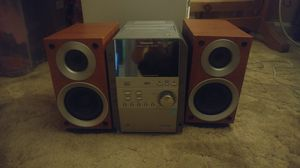 Panasonic CD stereo system for Sale in Rock Hill, SC