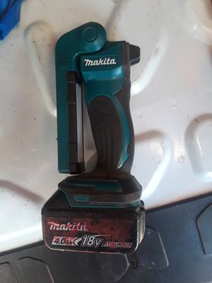 Makita light for Sale in Pittsburg, CA