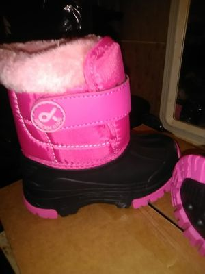 Girls toddler boots size 23 (4yr) for Sale in Chicago, IL
