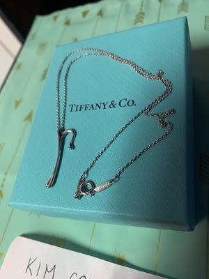 Tiffany necklace. for Sale in Boynton Beach, FL