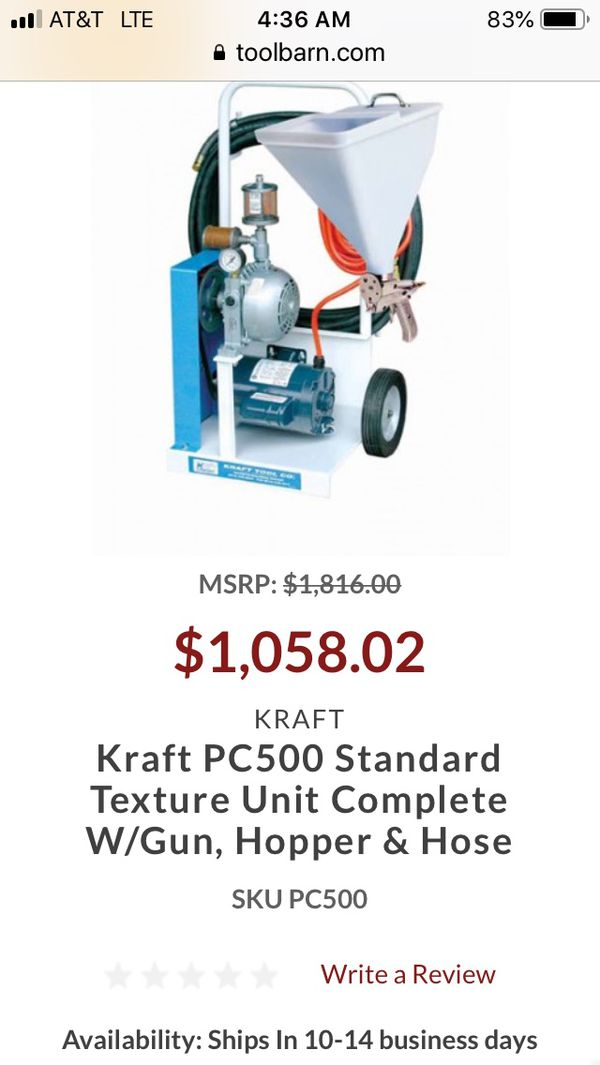 Kraft TEXTURE COMPRESSOR