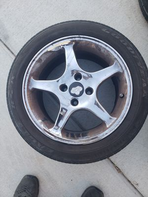 5.0 Mustang Cobra wheels (2 sets) for Sale in Fresno, CA