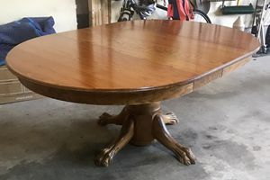 Solid Wood Kitchen Table for Sale in Dallas, TX