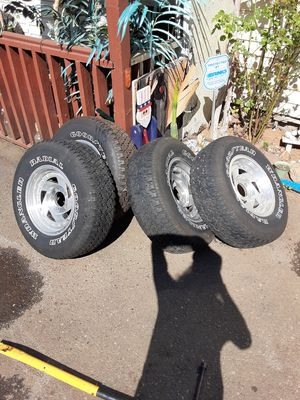 Rims/tires for Sale in Portland, OR