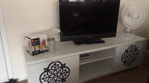 TV and TV table for Sale in Washington, DC