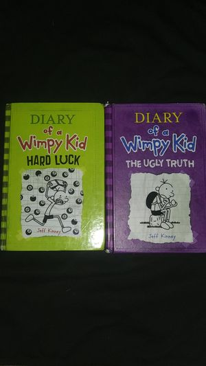 Diary of a wimpy kid book set for Sale in Las Vegas, NV