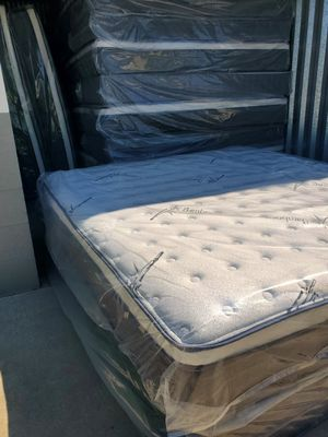 Easter king set mattress Orthopedic variety of styles for Sale in Fontana, CA