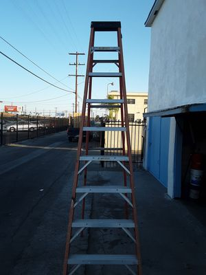 Electrician ladder 10 feet for Sale in Hawthorne, CA