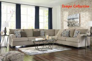 NEW, Stylish Sectional Sofa, Beige, SKU# 77205 for Sale in Huntington Beach, CA