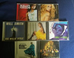 7cds 1 money..Will Smith, Shakira etc.. for Sale in Ellendale, DE