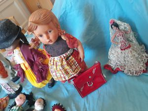 Antique dolls for Sale in New Hope, PA
