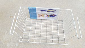 Have 6 Under-the-Shelf Basket for Sale in Riverview, FL