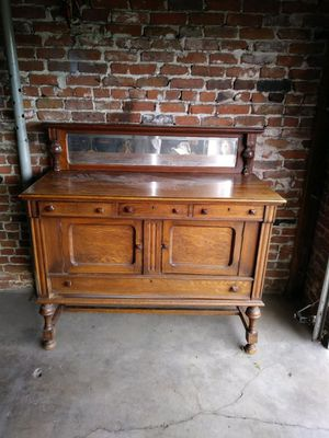 Antique serving dresser for Sale in Denver, CO