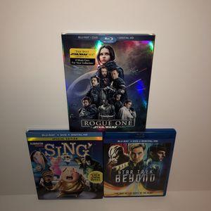 3 Blu Ray/DVD Player for Sale in Los Altos, CA