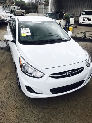2017 Hyundai Accent LOW DOWN for Sale in Houston, TX