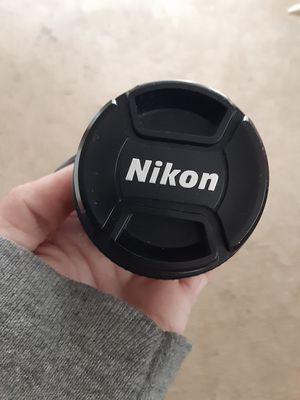 Nikon AF NIKKOR 50MM for Sale in Woodhaven, MI