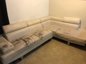 Sectional sofa $80 obo for Sale in San Diego, CA