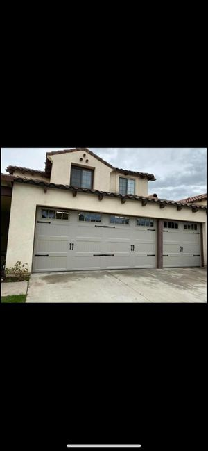 GARAGE DOORS. for Sale in Fontana, CA