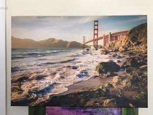 Fine Art Photo Print of Golden Gate Bridge for Sale in Santa Ynez, CA