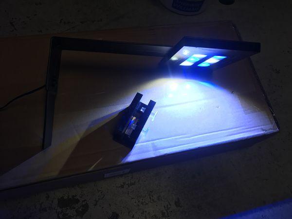 Innovative marine Skyye aquarium LED light Clamp light