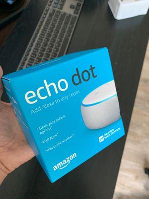 Echo Dot Open Box for Sale in Little Rock, AR