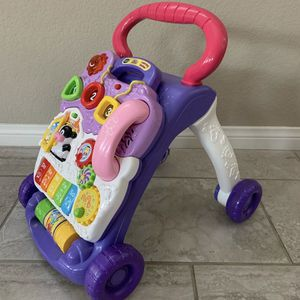 VTech sit to stand learning walker for Sale in Las Vegas, NV