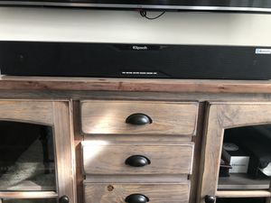 Klipsch sound bar for Sale in East Rutherford, NJ