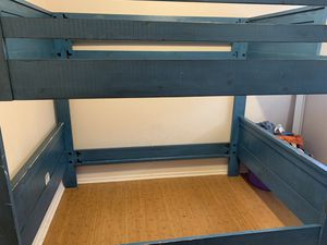 Full bunk beds- *mattresses not included* for Sale in Arvada, CO