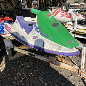 95 Sea Doo GTX 3 Seater Jet Ski for Sale in San Leandro, CA