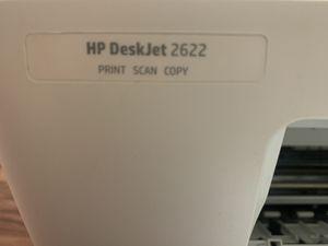 Deskjet 2622 all in one printer for Sale in Los Angeles, CA