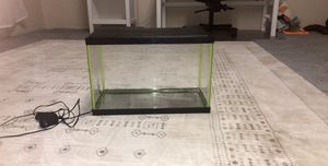 Fish tank 10gallon for Sale in Pasco, WA