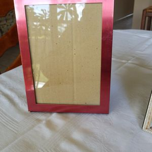 Two Photo Frames, 5×8 for Sale in Downey, CA