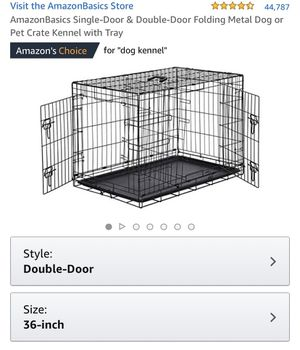 Dog Crate Kennel for Sale in Burbank, CA