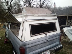 Utility camper shell for Sale in Raytown, MO