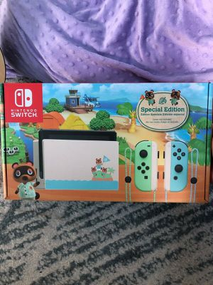 Animal Crossing Switch for Sale in UNM, NM