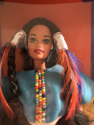 Barbie Natuve American Barbie for Sale in Woodbridge, VA