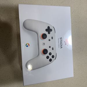 Brand New Stadia Premiere Controller And Chromecast Ultra for Sale in Chandler, AZ