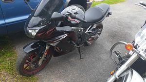 2008 ninja 650r for Sale in Martinsburg, WV