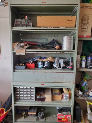 Metal shelves for Sale in Chino Hills, CA